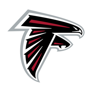Logo der Atlanta Falcons