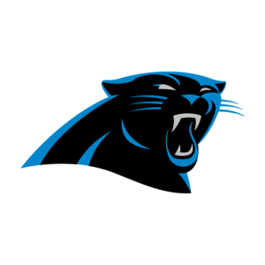 Logo der Carolina Panthers