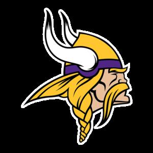 Logo der Minnesota Vikings