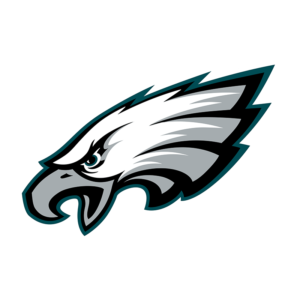 Logo der Philadelphia Eagles
