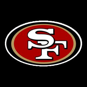 Logo der San Francisco 49ers